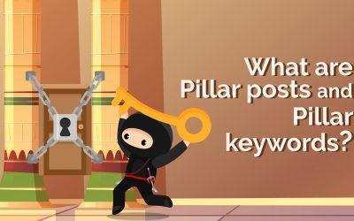 Pillar Keywords and Pillar Posts