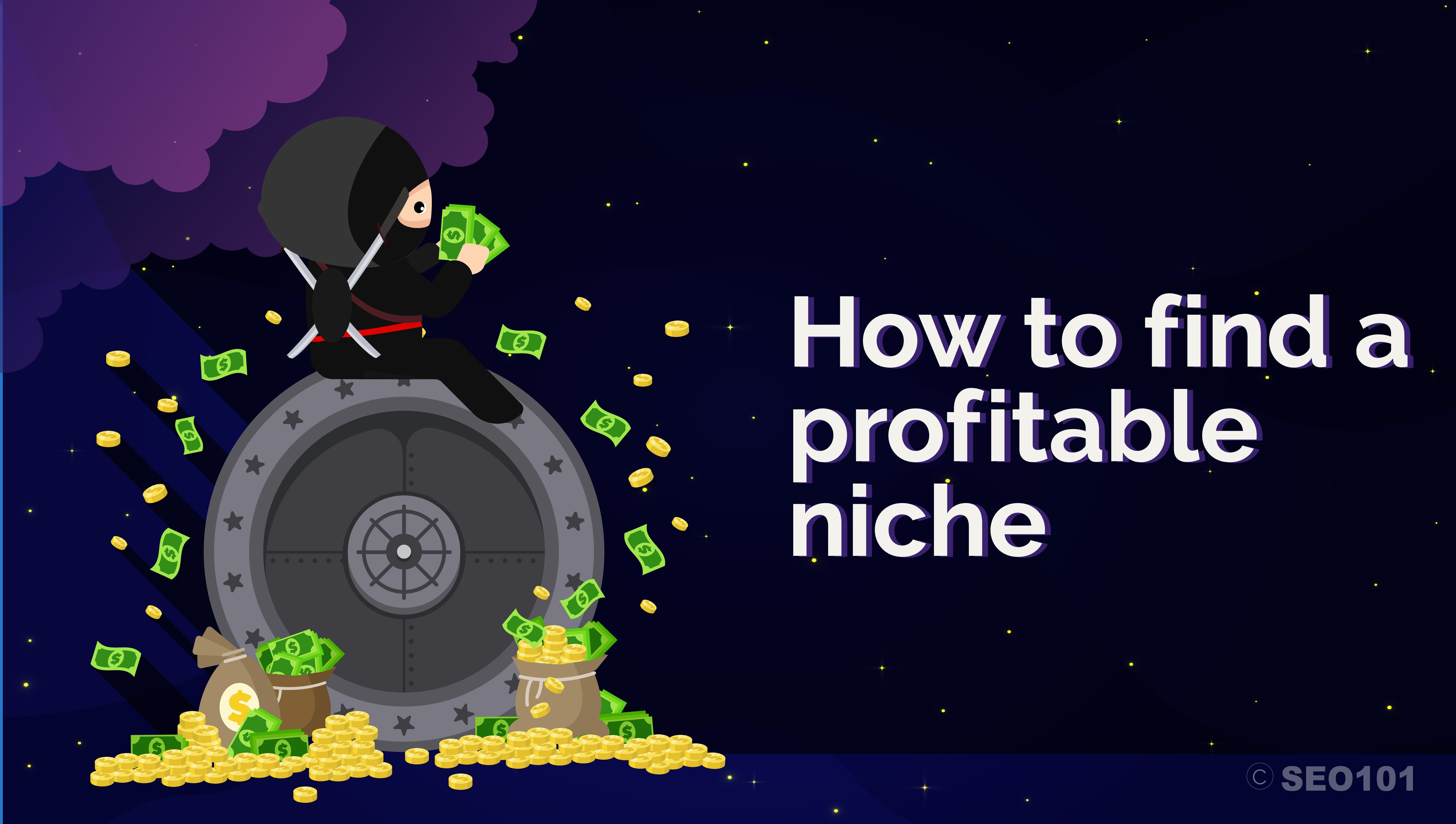 How To Find A Profitable Niche in 2019