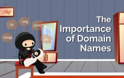 The Importance of Domain Names