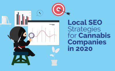 Local SEO Strategies for Cannabis Companies in 2020
