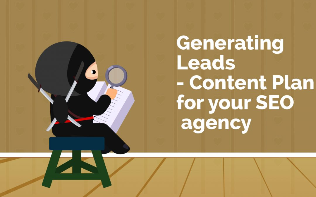 Content Plan for your SEO agency